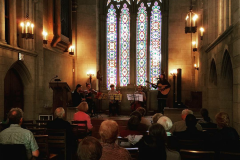 Pop-Up Concert Series (Photo by: Mount Auburn Cemetery)